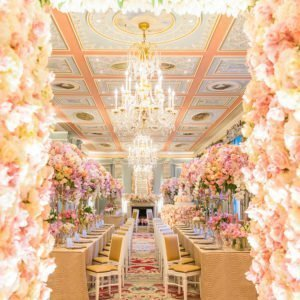 Karen Tran Royal Gala Dinner at the Lanesborough in London