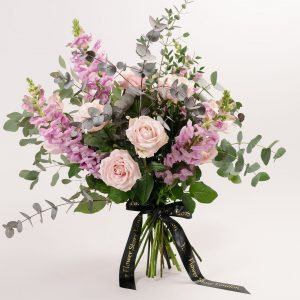 Baby Pink Roses & Snapdragon