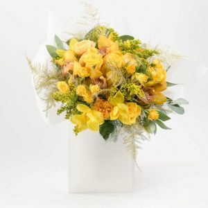 24k Gold Flower Bouquet From Your Flower Story London - Flower Delivery Barnet and North London (68)