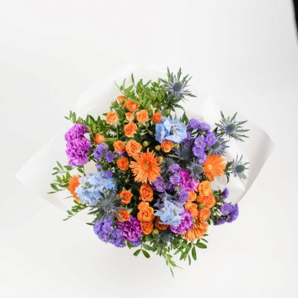 Amalia Flowers Bouquets by Your Flower Story London - Flower Delivery Barnet and North London (95)