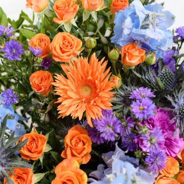 Amalia Flowers Bouquets by Your Flower Story London - Flower Delivery Barnet and North London (99)