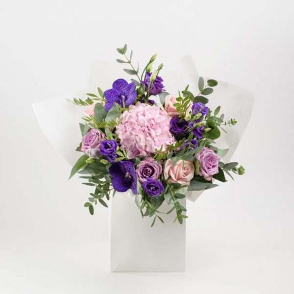 Aria Flower Bouquet by Your Flower Story London - Flower Delivery Barnet and North London (129)