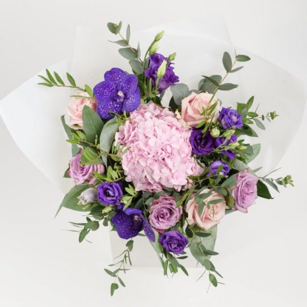 Aria Flower Bouquet by Your Flower Story London - Flower Delivery Barnet and North London (130)