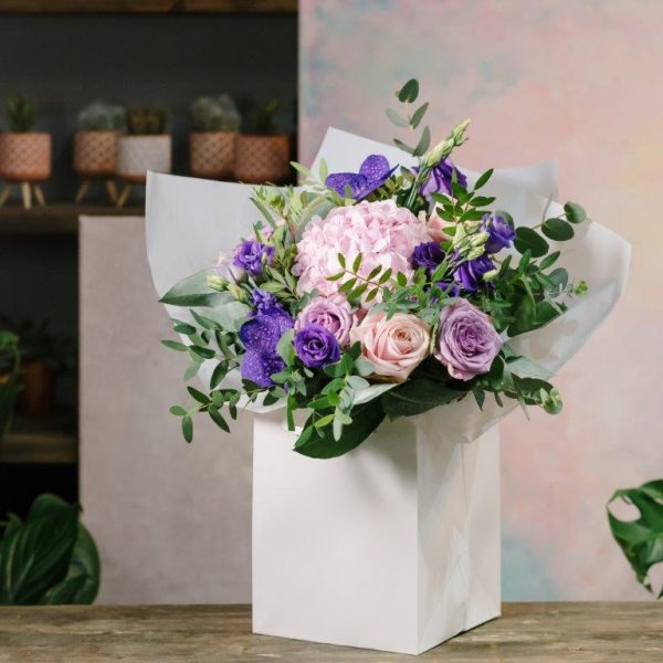 Aria Flower Bouquet by Your Flower Story London - Flower Delivery Barnet and North London (133)