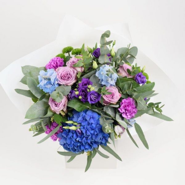 Charlotte Bouquet By Your Flower Story London - Flower Delivery Barnet and North London (89)