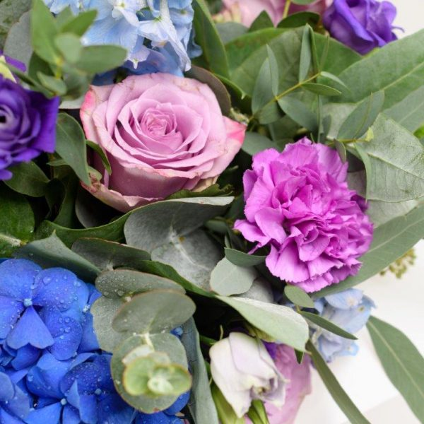 Charlotte Bouquet By Your Flower Story London - Flower Delivery Barnet and North London (90)