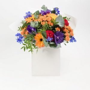 Clara Flower Bouquet by Your Flower Story London - Flower Delivery Barnet and North London (143)