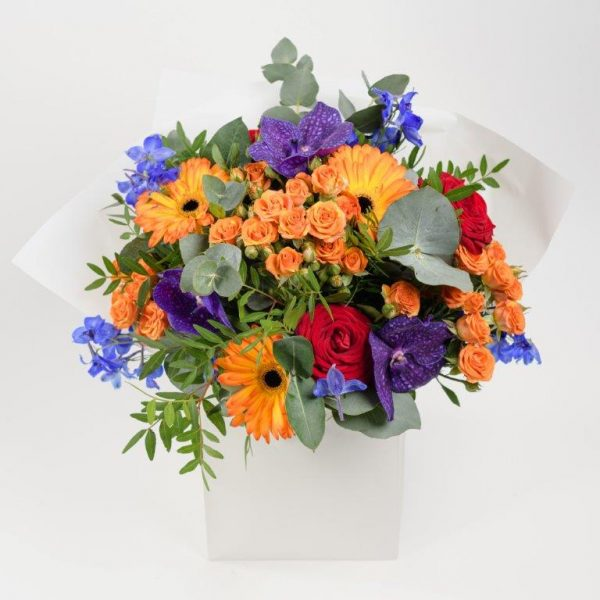 Clara Flower Bouquet by Your Flower Story London - Flower Delivery Barnet and North London (144)
