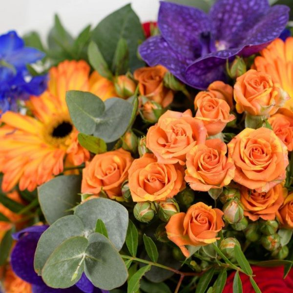 Clara Flower Bouquet by Your Flower Story London - Flower Delivery Barnet and North London (147)