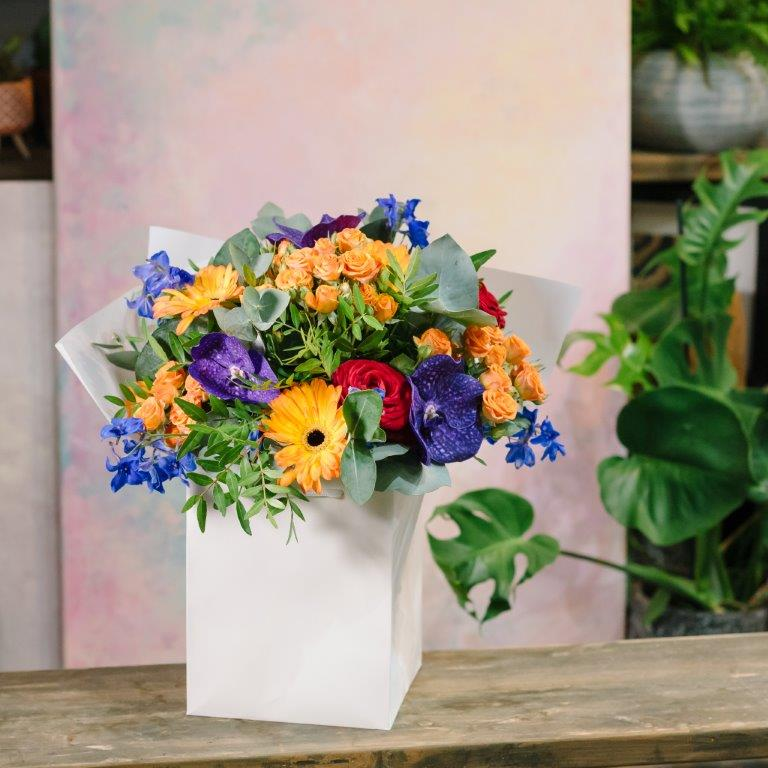 Clara Flower Bouquet by Your Flower Story London - Flower Delivery Barnet and North London (149)
