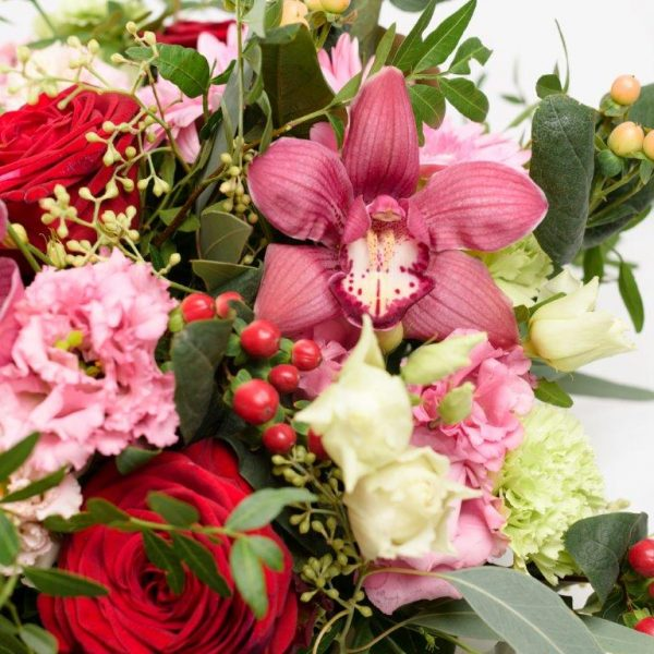 Clarice Bouquet By Your Flower Story London - Flower Delivery Barnet and North London (119)
