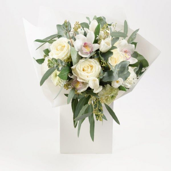 Diamond Flower Bouquet From Your Flower Story London - Flower Delivery Barnet and North London (254)