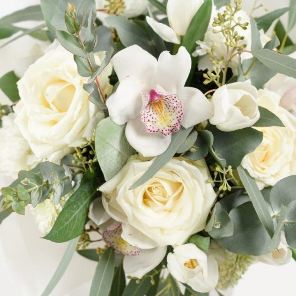 Diamond Flower Bouquet From Your Flower Story London - Flower Delivery Barnet and North London (256)