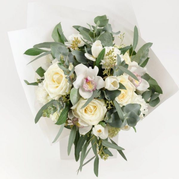 Diamond Flower Bouquet From Your Flower Story London - Flower Delivery Barnet and North London (257)