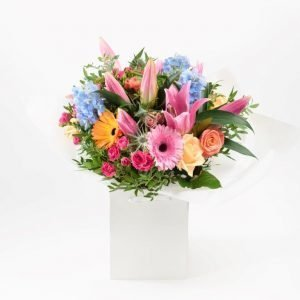 Funky Fresh Flowers Bouquet by Your Flower Story London - Flower Delivery Barnet and North London (20)