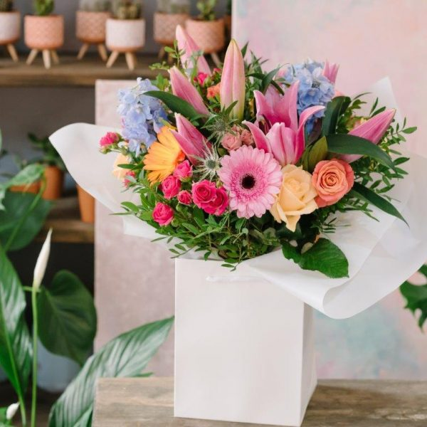 Funky Fresh Flowers Bouquet by Your Flower Story London - Flower Delivery Barnet and North London (26)
