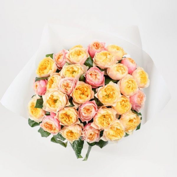 Lady D Flower Bouquet by Your Flower Story London - Flower Delivery Barnet and North London (58)