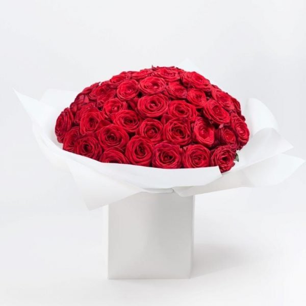 Le Rosè Flower Bouquet From Your Flower Story London - Flower Delivery North London (145)