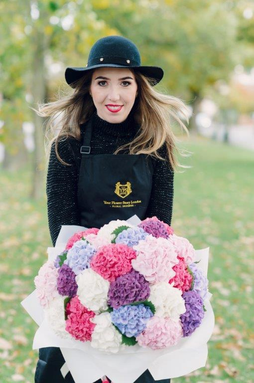 Mille Fiori Flower Bouquet By Your Flower Story - Flower Delivery North London (84)