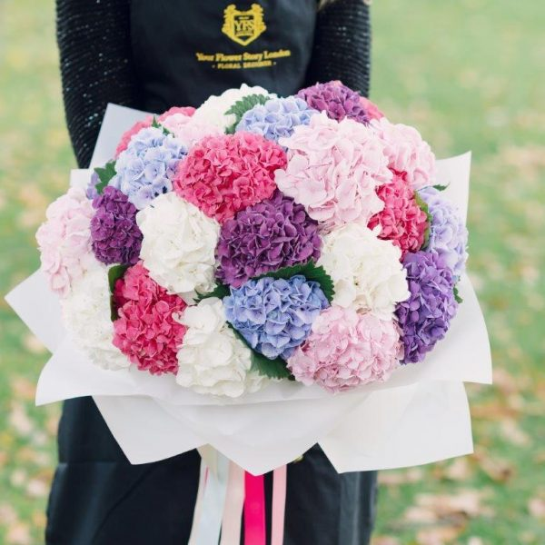 Mille Fiori Flower Bouquet By Your Flower Story - Flower Delivery North London (86)