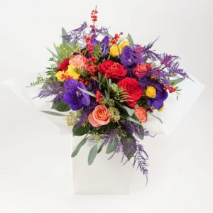 Mrs Mariana Flowers Bouquet by Your Flower Story London - Flower Delivery Barnet and North London (204)