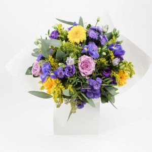 Your Flower Story London - Flower Delivery Barnet and North London - Sunshine Day Flower Bouquet (109)