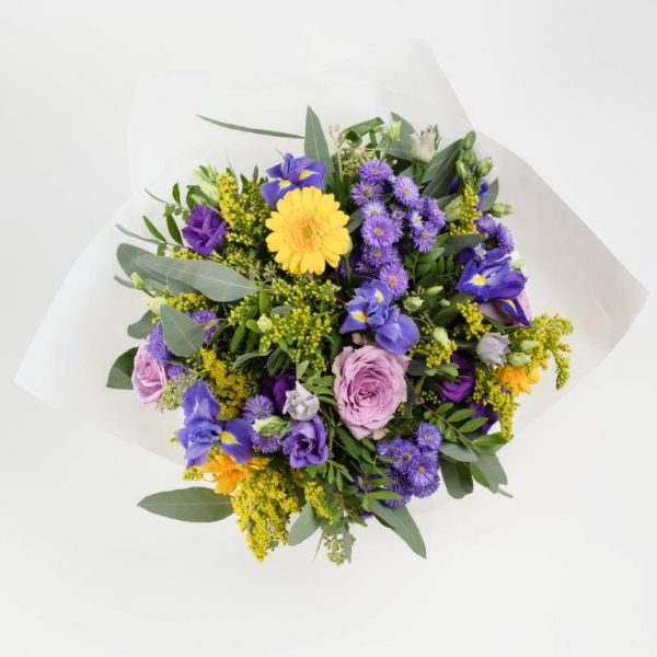 Your Flower Story London - Flower Delivery Barnet and North London - Sunshine Day Flower Bouquet (110)