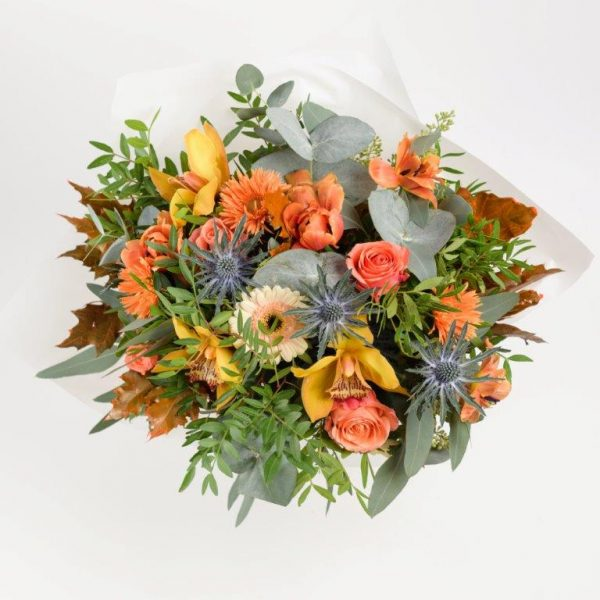 Flower Delivery Barnet and North London - 25 October Shades Flowers Bouquet by YFS (159)