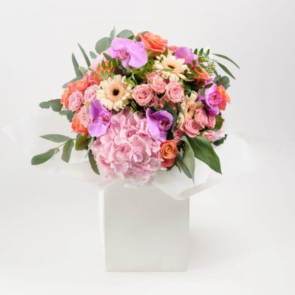 Flower Delivery Barnet and North London - Ciao Bella Flowers Bouquet Delivery London by YFS (190)