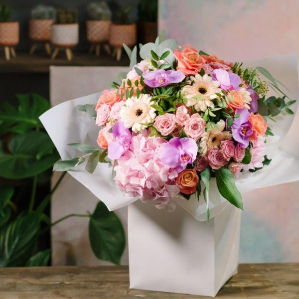 Flower Delivery Barnet and North London - Ciao Bella Flowers Bouquet Delivery London by YFS (196)
