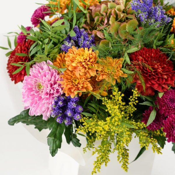 Flower Delivery Barnet and North London - My Darling Flowers Bouquet Delivery by YFS (200)