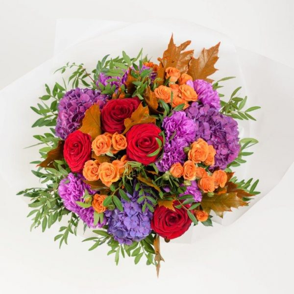 Flower Delivery Barnet and North London - My Mrs Flowers Bouquet Delivery London by YFS (211)