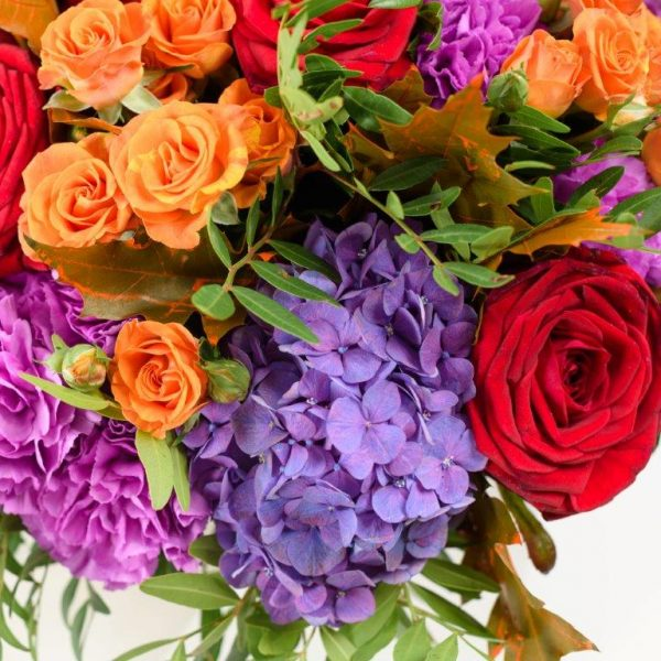 Flower Delivery Barnet and North London - My Mrs Flowers Bouquet Delivery London by YFS (212)