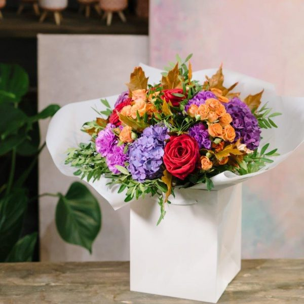 Flower Delivery Barnet and North London - My Mrs Flowers Bouquet Delivery London by YFS (213)