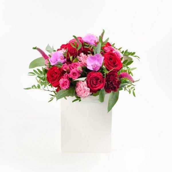 Chic Lady Flower Bouquet by YFS North London - Next Day & Same Day Flowers Delivery Barnet (1)