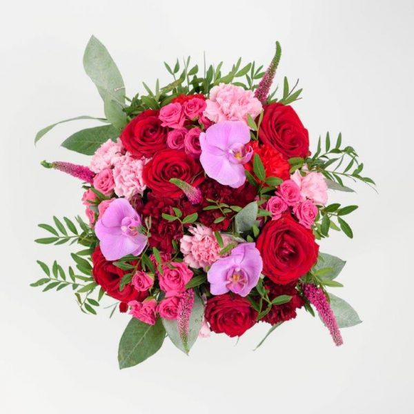 Chic Lady Flower Bouquet by YFS North London - Next Day & Same Day Flowers Delivery Barnet (2)