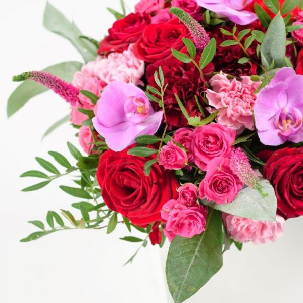 Chic Lady Flower Bouquet by YFS North London - Next Day & Same Day Flowers Delivery Barnet (3)