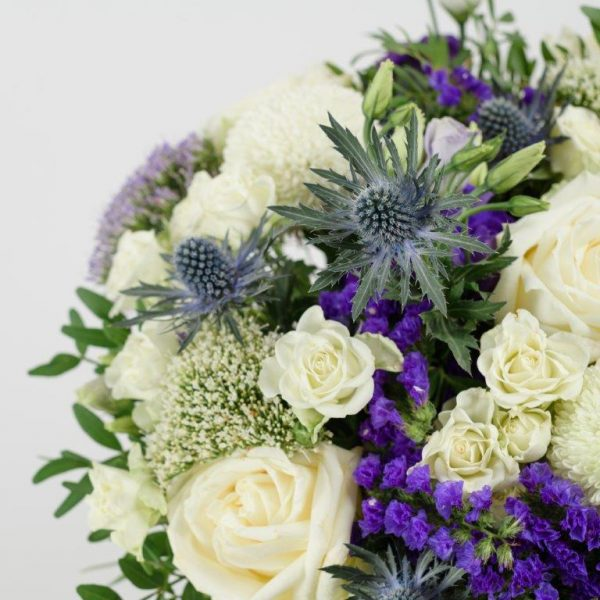 Same Day Flower Delivery Finchley Central - English Heritage Flower Bouquet by YFS North Lond (2)