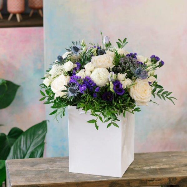 Same Day Flower Delivery Finchley Central - English Heritage Flower Bouquet by YFS North Lond (3)