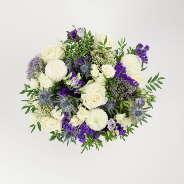 Same Day Flower Delivery Finchley Central - English Heritage Flower Bouquet by YFS North Lond (4)