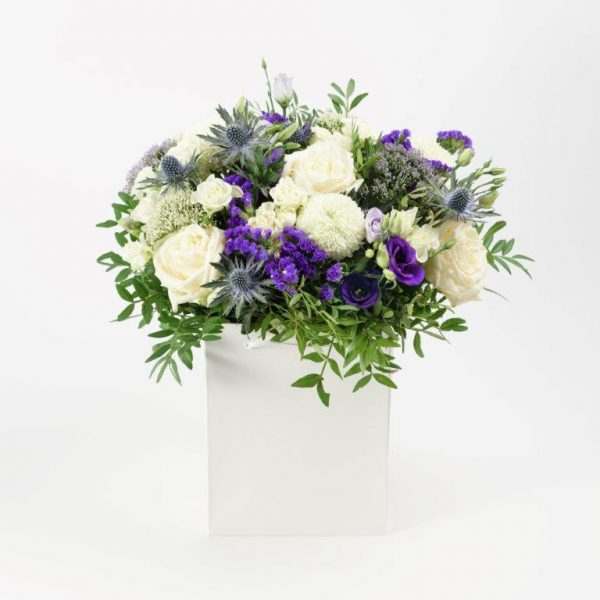 Same Day Flower Delivery Finchley Central - English Heritage Flower Bouquet by YFS North London (1)