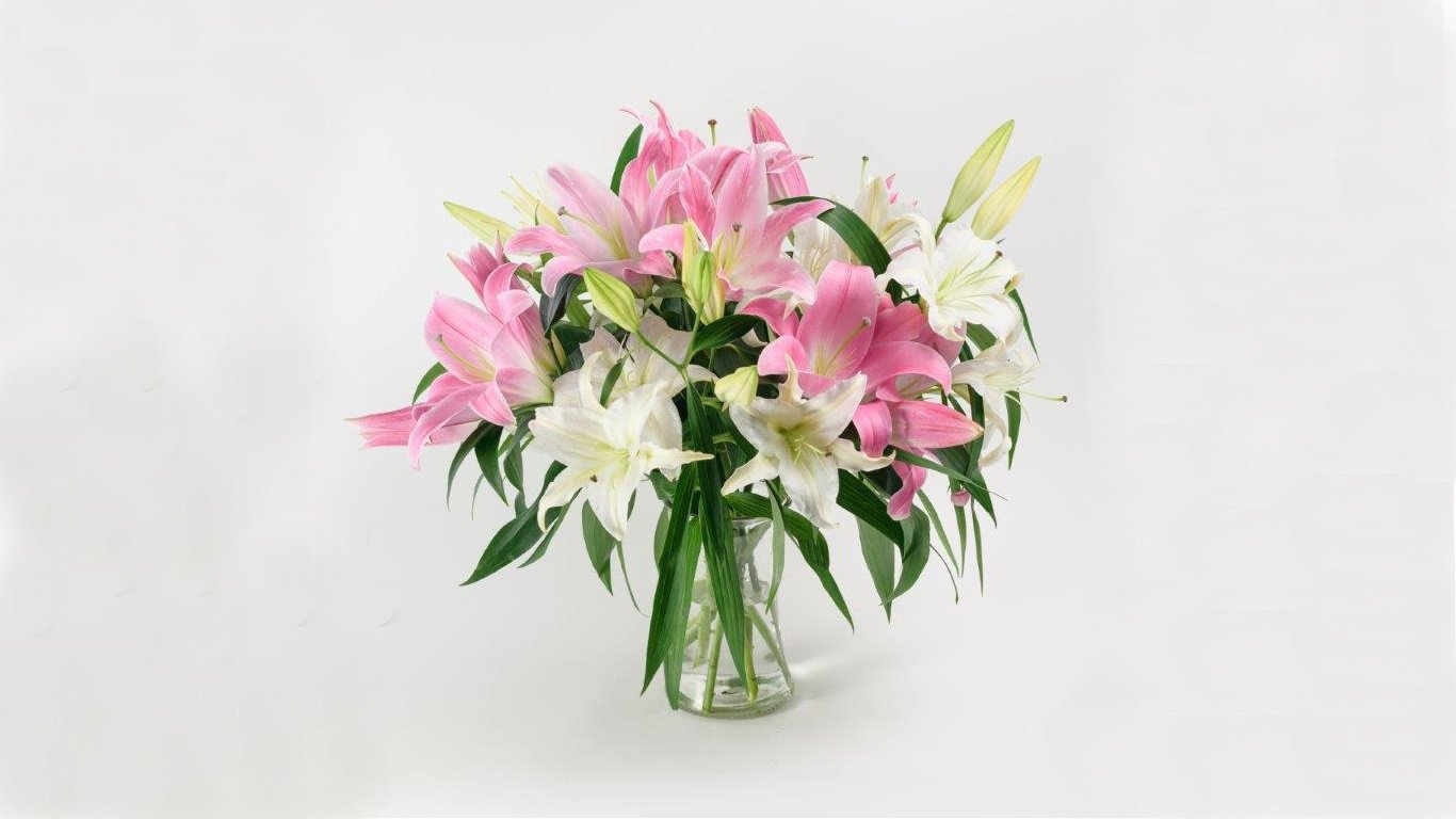 WIN fresh flowers delivered to your door every week for 2 months - YFS